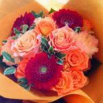 行政書士合格の花束